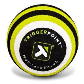 トリガーポイント MB1 マッサージボール グリーン 04420 筋膜リリース ほぐし 指圧 血行 血流 リンパ 巡り コリ 疲労回復 リラクゼーション 柔軟性 パフォーマンスアップ 自宅トレーニング MassageBall (TM) TriggerPoint