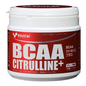 健康体力研究所 Kentai ケンタイ BCAAシトルリンプラス 188gボトル グレープ風味 K5104