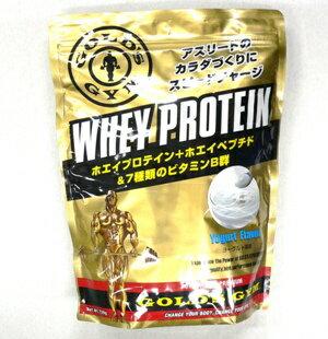 ゴールドジム ホエイプロテイン ヨーグルト風味 720g ホエイプロテイン GOLD's GYM 粉末 食間 食後 運動後 トレーニング ホエイたんぱく 国産 高たんぱく F5372