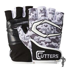 CUTTERS カッターズ T020 トレーニング2.0カラー:ホワイトカモ【トレーニンググラブ】【グローブ】