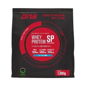DNS ホエイプロテインスーパープレミアム 1kg ヨーグルト風味