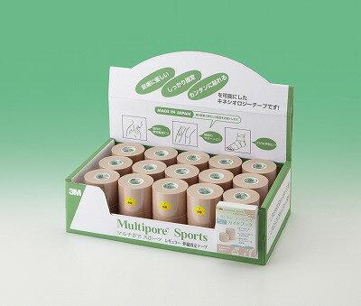 3M マルチポアスポーツ レギュラー伸縮固定テープ(バルクパック)品番:2743B-50 2743B50サイズ(幅×長さ):50mm×5m/30巻