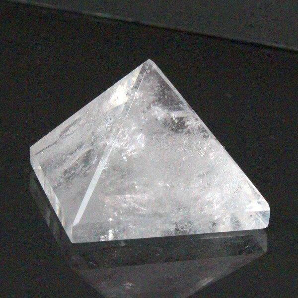 水晶 ピラミッド クリスタル 水晶 Crystal クォーツ Quartz【Cluster 原石 ピラミッド クラスター Pyramid 石 Stone】メンズ Men's レディース Ladies 天然石 海外直輸入価格 水晶