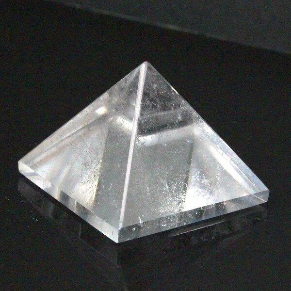 水晶 ピラミッド クリスタル 水晶 Crystal クォーツ Quartz【Cluster クラスター 原石 ピラミッド Pyramid 石 Stone】メンズ Men's レディース Ladies 限定 天然石 水晶