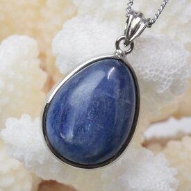 カイヤナイト ペンダント|Kyanite ブルー カイヤナイト ネックレス Necklace ペンダント Pendant ネックレス|メンズ レディース 一点物 パワーストーン カイヤナイト