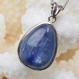 カイヤナイト ペンダント|ブルー Kyanite カイヤナイト ネックレス Necklace ペンダント Pendant ネックレス|メンズ レディース 一点物アイテム 天然石 カイヤナイト
