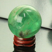 【44mm】フローライト丸玉|蛍石Fluorite緑フローライト【Gemstone水晶玉CrystalballSphere球体丸玉CircleBall原石】メンズレディースパワーストーン天然石海外直輸入価格フローライト