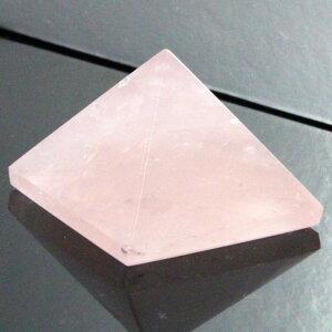 ローズクォーツ ピラミッド|Rose Quartz ピンク 紅水晶 ローズクォーツ 原石 ピラミド Pyramid クラスター インテリア 浄化 ピラミッド 石 置物|パワーストーン ピラミッド 天然石 海外直輸入価