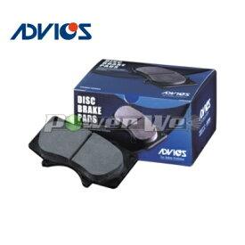 [SN875] ADVICS 補修用ブレーキパッド フロント用 タント/タント カスタム 660 03.11-07.12 L350S