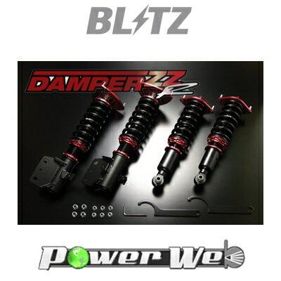 [92326] BLITZ / ZZ-R 車高調 タント L375S 07/12〜13/10 KF-VE