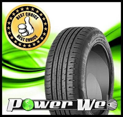 [215/55R16 97W XL] Continental / ContiEcoContact 5 [タイヤのみ1本][2/-]