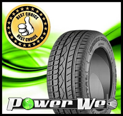 [255/55R18 109W XL] Continental / ContiCrossContact UHP [タイヤのみ1本][2/-]