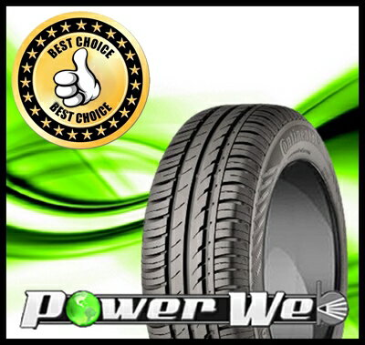[155/60R15 74T] Continental / ContiEcoContact 3 [タイヤのみ1本][2/-]