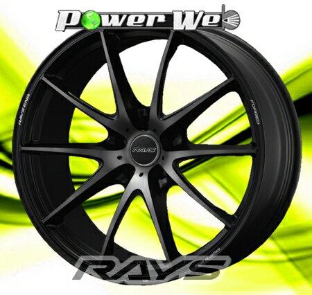 [ホイールのみ単品4本セット] RAYS / VOLK RACING G25 Edge (KC) 20インチ×8.5J PCD:114.3 穴数:5 インセット:38