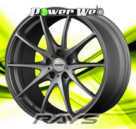 [ホイールのみ単品4本セット] RAYS / VOLK RACING G25 LTD (PA) 19インチ×9.5J PCD:112 穴数:5 インセット:28