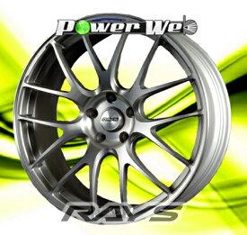 [ホイール1本(単品)] RAYS / VOLK RACING G27 PROGRESSIVE MODEL (PA) 19インチ×9.5J PCD:120 穴数:5 インセット:36