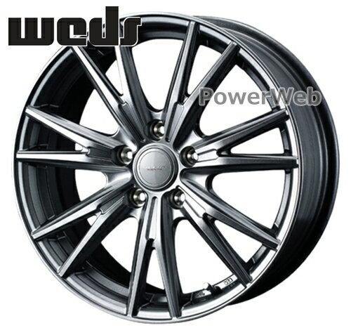 [ホイールのみ単品4本セット] Weds / VELVA KEVIN (GM) 16インチ×6.5J PCD:114.3 穴数:5 インセット:38