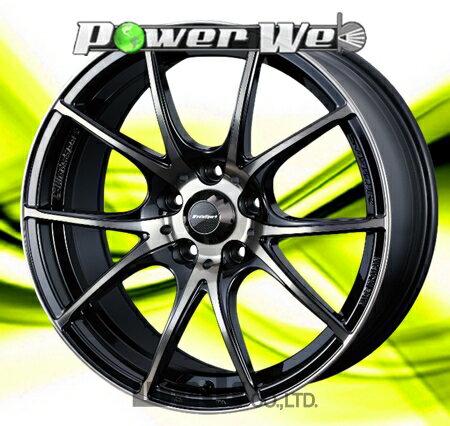 [ホイール1本(単品)] WedsSport / SA10R (ZBB) 18インチ×10.5J PCD:114.3 穴数:5 インセット:25