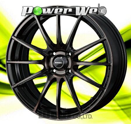 [ホイールのみ単品4本セット] WedsSport / SA15R (GBC) 16インチ×6.5J PCD:100 穴数:4 インセット:38