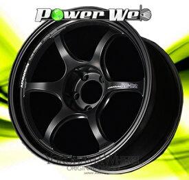 [ホイールのみ単品4本セット] YOKOHAMA WHEEL / ADVAN Racing RG-D2 (SGB) 18インチ×8.5J PCD:100 穴数:5 インセット:45