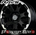 RAYS(レイズ) DAYTONA FDX-F7 (デイトナ FDX-F7) 17インチ 7.0J PCD:114.3 穴数:5 inset:40 カラー:ブラ...