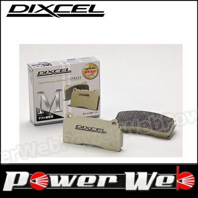 DIXCEL (ディクセル) リア ブレーキパッド M 1150841 メルセデスベンツ W210 (SEDAN) 210070 E430 (並行輸入車)(Fr. 2POT or 4POT Caliper) 97/8〜02/05