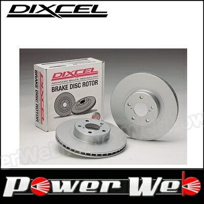 DIXCEL (ディクセル) フロント ブレーキローター PD 1214881 BMW F10 (SEDAN) 10/03〜 530i 並行輸入車/フロント:348mm DISC車