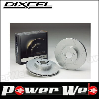 DIXCEL (ディクセル) リア ブレーキローター SD 3355060 シビック EK9 97/8〜01/09 TYPE-R
