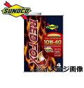 SUNOCO (スノコ) RED FOX RACING&SPORTS (レッド フォックス) 10W-40 (10W40) バイク用 4サイクル エンジンオイル 荷…