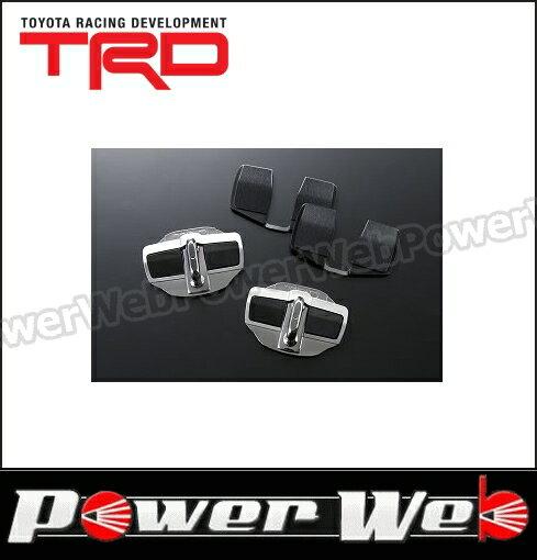 TRD ドアスタビライザー フロントドア用 品番:MS304-00001 ハリアー (60系) ZSU6#W/AVU65W