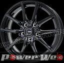 G.speed G02 (Gスピード G-02) メタリックブラック 18インチ 7.5J PCD:100 穴数:5 inset:53 HOT STUFF [ホイール1本単位]