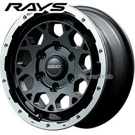 RAYS DAYTONA M9 (デイトナ) セミグロスブラック/リムダイヤモンドカット (SBP) 15インチ 5.0J PCD:100 穴数:4 inset:45 [ホイール4本セット]