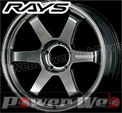 RAYS(レイズ) VOLK RACING TE37 ultra LARGE P.C.D (ボルクレーシング TE37 ウルトラ ラージ P.C.D) 22インチ 9.0J PCD:139.7 穴数:6 inset:20 ブライトニングメタルダーク/スポークダイヤモンドカット [ホイール1本単位]