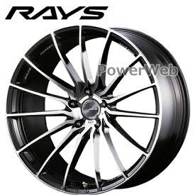 RAYS WALTZ A&N15 R 右側 (ヴァルツフォージド A&N15) REFAB/サイドダイヤモンドブラック 20インチ 8.5J PCD:112 穴数:5 inset:40 [ホイール1本]
