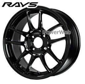 RAYS Two Brothers Racing ITARU 010 (ツーブラザーズレーシング イタル010) ブラック/センターマシニング 15インチ 7.0J PCD:100 穴数:4 inset:25 [ホイール4本セット]