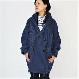 KAPITAL キャピタル 起毛綿ツイルリングコート サイズ1 レッド