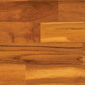 【送料無料】TRF チーク ウレタン塗装 6mm厚無垢フローリング<床材・床板・フローリング>