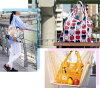 Eco bag folding shopping bag designers Japan unique fashionable design eco bag checkout basket bag