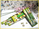 インドのお香♪HEM社製カモミール香1箱 6筒入り【インド香】【インセンス】【スティックタイプ】【Hexaパック6本入り】