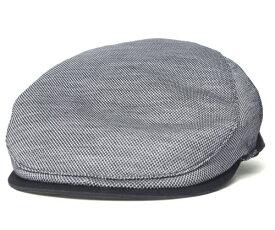 送料無料 Borsalino ボルサリーノ かものはし ハンチング B2267 グレー 帽子 リネン ハット メンズ レディース 男女兼用 ギフト