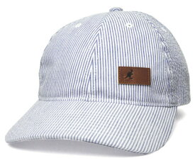KANGOL PINSTRIPE ADJUSTABLE BB カンゴール ピンストライプ アジャスタブル ベースボール Beige Navy Black 帽子 キャップ 野球帽 ヘッドギア メンズ レディース 男女兼用