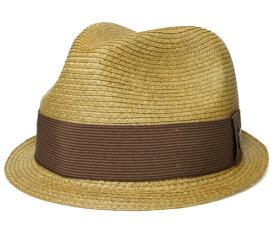 Goorin Brothers グーリン ブラザーズ Hamilton ハミルトン Tan 帽子 ハット 中折れハット ストローハット 麦わら帽子 メンズ レディーズ 男女兼用