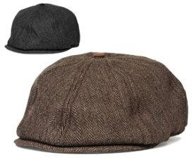 Goorin Brothers グーリン ブラザーズ The Times タイムズ ブラウン ブラック 帽子 ハンチング 紳士 婦人 メンズ レディーズ 男女兼用 あす楽