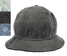 帽子 メトロハット ニューヨークハット New York Hat #3035 RECYCLED DENIM TENNIS リサイクル デニム テニス Black Blue パッチワーク メンズ レディース ギフト