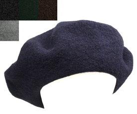 New York Hat ニューヨークハット #4036 Boucie Beret ブールグ ベレー Navy Black Dark Green Brown Gray 紳士 婦人 メンズ レディース 男女兼用