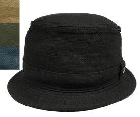 KNOX ノックス プリペラ ポークパイ ブラック ベージュ カーキ グリーン サハリ カジュアル 帽子 メンズ レディース 男女兼用 あす楽