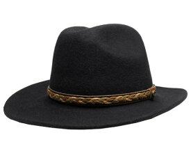 ソルバッティ SORBATTI 帽子 ウールフェルト ウエスタン イタリア製 高級 中折れ メンズ レディース