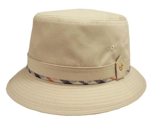 DAKS ダックス D5104 サハリハット ハウスチェック サファリ 帽子 紳士 婦人 メンズ レディース 男女兼用 ギフト あす楽