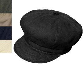 ニューヨークハット 帽子 キャスケット ハンチング New York Hat 6216 CANVAS SPITFIRE キャンバス スピットファイア ブラック オリーブ カーキ ネイビー ナチュラル レディース メンズ XXL 大きいサイズ 春夏秋冬