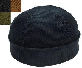 New York Hat ニューヨークハット キャップ #7934 Corduyoy Thug コーデュロイ サグ Navy Black Rust olive 帽子 紳士 婦人 メンズ レディース 男女兼用